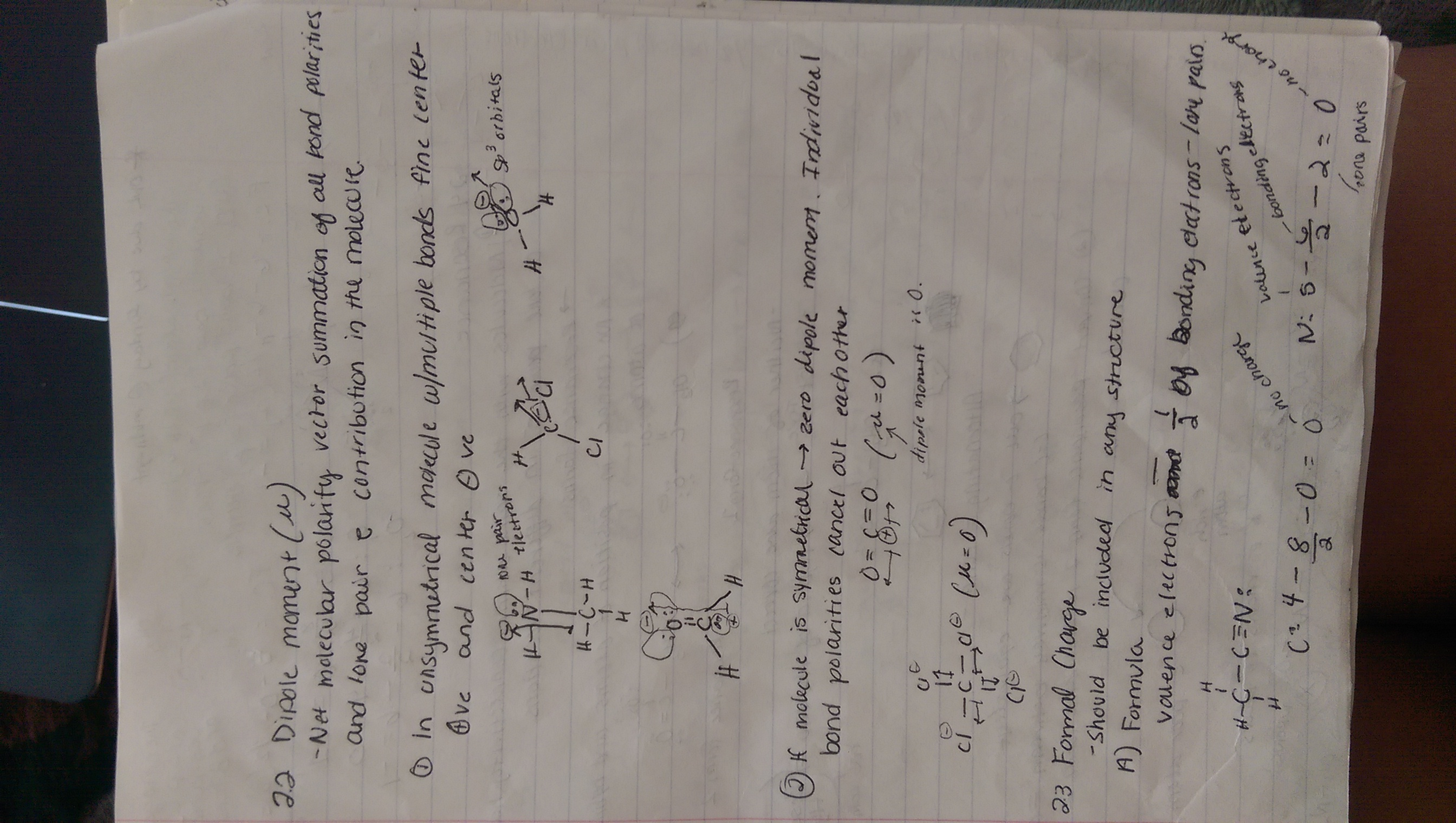 CHM 345 - Class Notes - Week 2