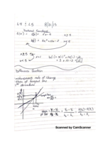 MATH 1508 - Class Notes