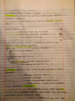 Cal State Fullerton - SCI 101 - Class Notes - Week 2