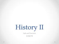 UH - MUSI 3364 - Study Guide