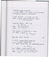 OU - CHE 4253 - Class Notes - Week 2