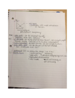 ECON 1010 - Class Notes - Week 3