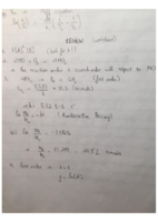 CHEM 112 - Class Notes