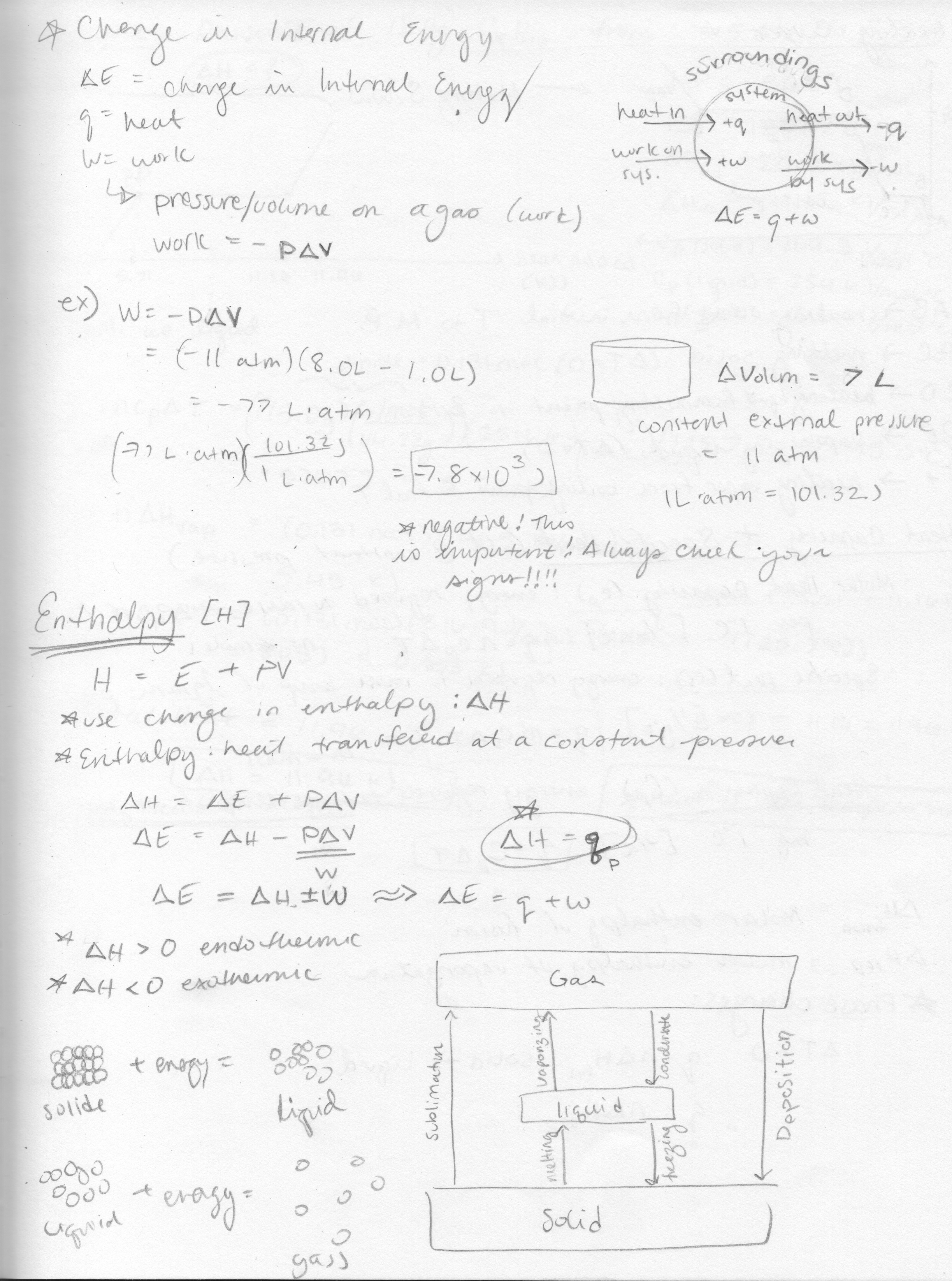 Sci 030 - Class Notes