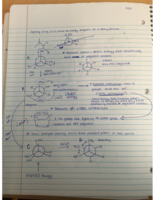 Tulane - CHEM 2410 - Class Notes - Week 5