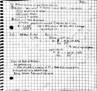 ECON 4130 - Class Notes - Week 3