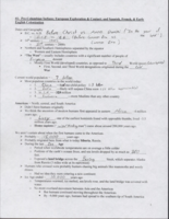 UA - HIST 2003 - Class Notes - Week 1