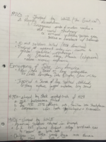 AGED 170 - Class Notes - Week 1