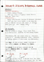 UO - PSY 302 - Class Notes - Week 6