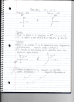 MATH 2415 - Class Notes - Week 1