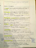Cal State Fullerton - SCI 101 - Class Notes - Week 5