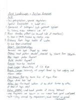 AGED 221 - Class Notes - Week 12