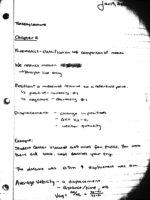 PHY 2170 - Class Notes - Week 2