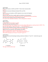 UMass - CHEM-ENG 220 - Study Guide