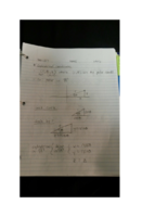 MATH 237 - Class Notes