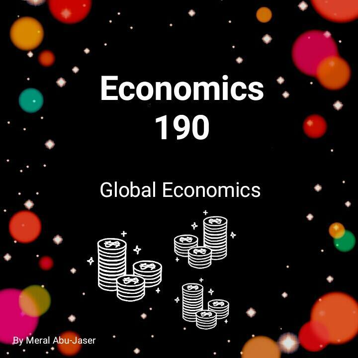 ECON 190 - Class Notes - Week 2