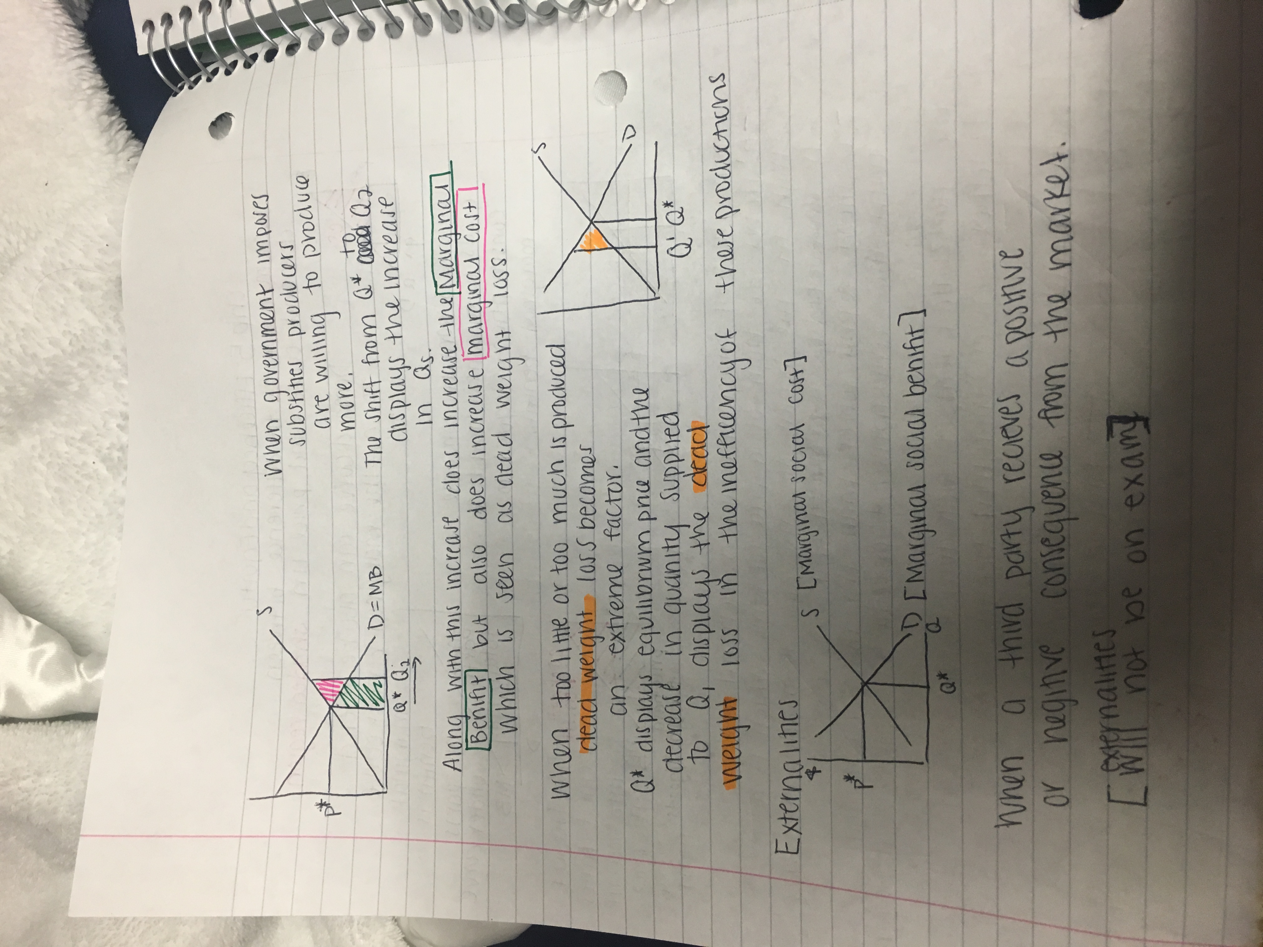 ECON 221 - Class Notes - Week 4