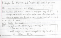 MA 262 - Class Notes