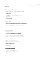 PHIL 211 - Class Notes - Week 4