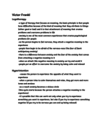 PSY 1557 - Class Notes - Week 17