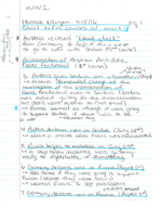 HIST 1400 - Class Notes - Week 13