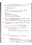 PSY 377 - Class Notes - Week 7