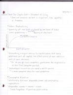 ECON 200 - Class Notes - Week 13