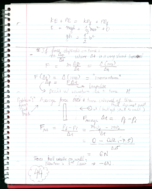 UMB - PHYS 121 - Class Notes - Week 5