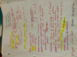 MBIO 111 - Class Notes - Week 2