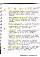 COMM 101 - Study Guide