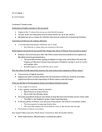 HY 120 - Class Notes - Week 2