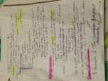 MBIO 111 - Class Notes - Week 4