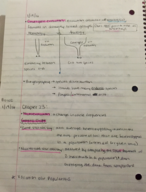 BIOL 102 - Class Notes - Week 2