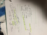 MBIO 213 - Class Notes - Week 6
