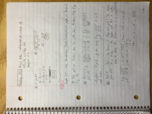 MTH 161 - Class Notes - Week 2