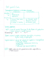 ECON 2030 - Class Notes - Week 2