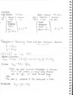 MATH 300 - Class Notes - Week 2