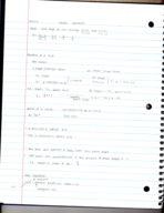 MATH 0132 - Class Notes - Week 2