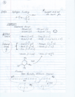 ISU - CHEM 331 - Class Notes - Week 2