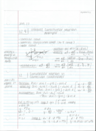 What does curvilinear mean in statistics?