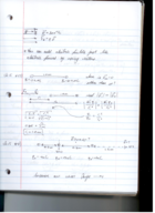 PHYS 10164 - Study Guide