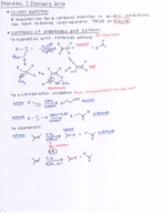 UMB - CHEM 241 - Class Notes - Week 2