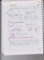 ECON 420 - Class Notes - Week 3