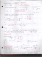 PHYS 123 - Study Guide