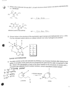 CHM 231 - Class Notes - Week 2