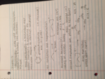 allen organic chemistry notes