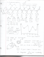 CHM 2210 - Class Notes - Week 1