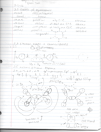 CHM 2210 - Class Notes - Week 2