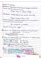 CHM 2045 - Class Notes - Week 1