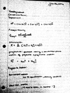 PHY 2170 - Class Notes - Week 5